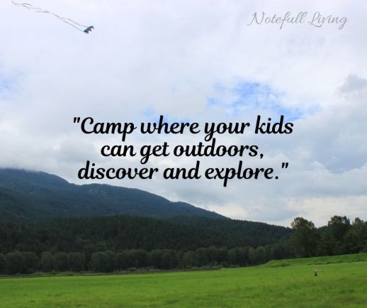 _Camp where your kids can play, discover and explore._