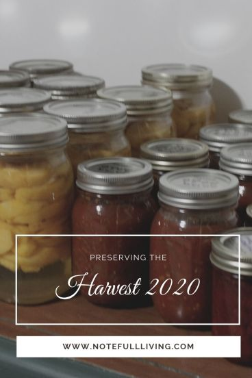 preserving the